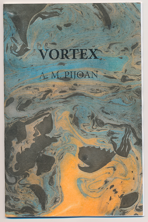 Cover of VORTEX by Adrian Pijoan